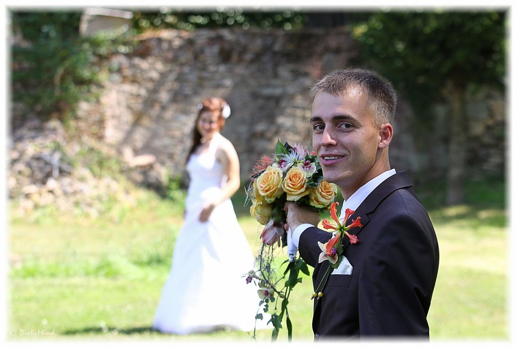Hochzeit Nadine + Manuel